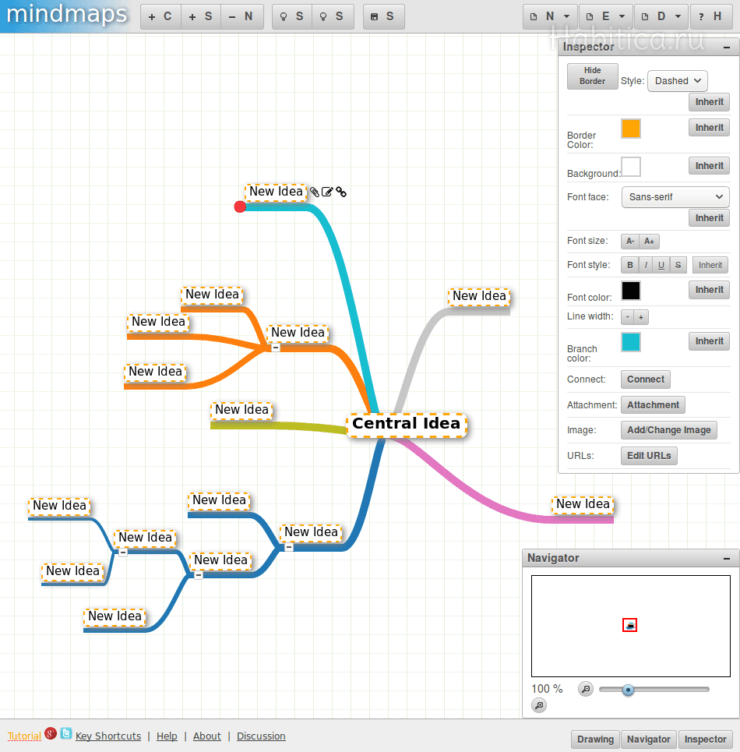 Mind Map Maker